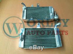 Aluminum Radiator Radiator For Honda Africa Twin Xrv 650 Xrv650