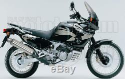 Arrow Exhaust Approves Pot Paris Dacar Xrv Honda Africa Twin 750 2000 00