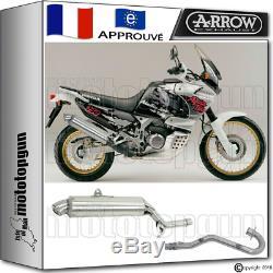 Arrow Exhaust Complete Paris Dacar H Honda Xrv 750 Africa-twin 1994 94