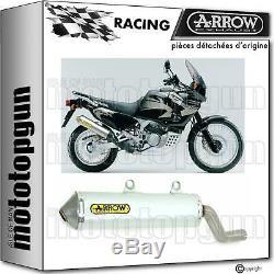 Arrow Exhaust Pot Enduro Race Alumilite Xrv Honda Africa Twin 750 1996 96