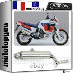 Arrow Pot Escapement Approves Paris Dacar Honda Xrv 750 Africa Twin 1991 91