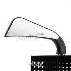 Axe Black Led Mirrors Motorcycle Indicator For Honda Xrv 750 Africa Twin Vf 1000