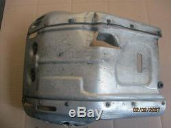 Belly Pan For Honda Xrv 750 Africa Twin Rd07