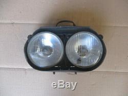 Block Optical Headlights For Honda 750 Africa Twin Xrv Rd07