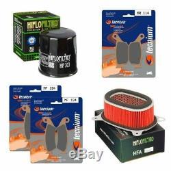 Cleaning Kit Motorcycle Bihr Xrv750 Honda Africa Twin 93-02 Filter Brake Pad
