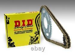 Do Honda Xrv750 Africa Twin 1990 1992 16/46 Motorcycle Chain Kit