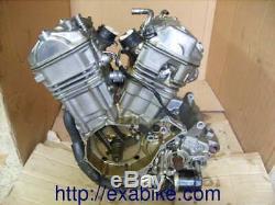 Engine Honda Xrv 650 Africa Twin