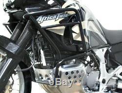 Fehling Pare Carter Access. Honda Xrv 750 Africa Twin 93-03 Black