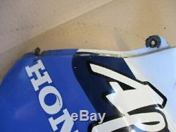 Flank Left Fairing For Honda Africa Twin Xrv 650 Rd03