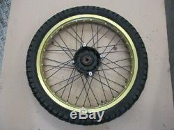Front Wheel For Honda Xrv 750 Africa Twin Rd04