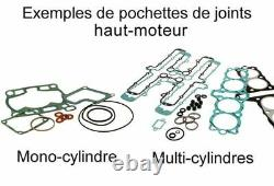 High Engine Joint Kit For Honda Xrv750 Africa Twin 1990-93 New