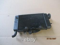 Honda 750 Africa Twin Xrv Rd07 Water Radiator