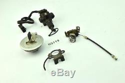 Honda Africa Twin Xrv 750 Rd07 1993 Bj Lock Lock Set N2119
