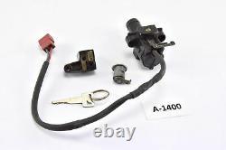 Honda Africa Xrv 750 Rd04 Bj 1991 Locks Locks Set A1400