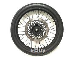 Honda Xrv 650 Africa Twin 1988-1989 Front Wheel Front Wheel Ms-108419