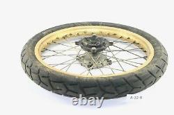 Honda Xrv 750 Africa Twin Rd04 Bj 1992 Front Wheel Rim A32r Front Wheel