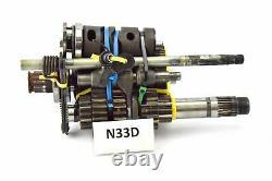 Honda Xrv 750 Africa Twin Rd04 Bj 1992 Full Gearbox N33d