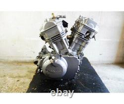 Honda Xrv 750 Africa Twin Rd04e Engine For Parts M2