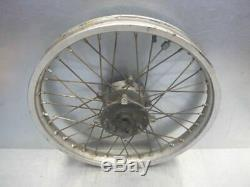 Honda Xrv 750 Africa Twin Rd07 + Rd07a Front Wheels Rim Front Wheel
