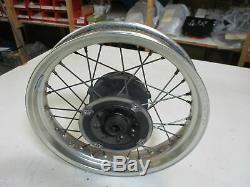 Honda Xrv 750 Africa Twin Rim Rd 07 Rear 3.00 X 17 Inches Wheel Point 1097