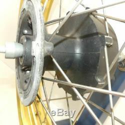 Honda Xrv 750 Africa Twin Wheel Rear Wheel Rear Wheel 3x17