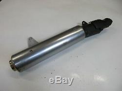 Honda Xrv 750 Rd07 Africa Twin Exhaust Muffler Right Auspuffendtopf