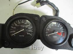 Honda Xrv 750 Rd 07 Africa Twin Tachymetric Cockpit Instrument Speedo Connections