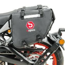 Horse-riding Bags For Honda Africa Twin Xrv 750 / 650 Bagtecs Wp6
