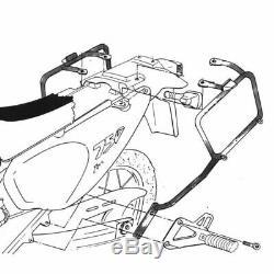 Kappa Kl148 Frames For Suitcases Monokey Honda Xrv 750 Africa Twin 1996-2002