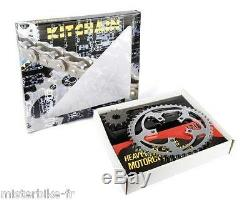 Kit Chain 525 X1r X-ring Sprockets 16 Crown 45 Xrv750 Honda Africa Twin 93-02