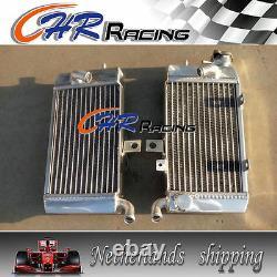 L.r. Aluminum Radiator For Honda Xrv750 Xrv 750 Africa Twin