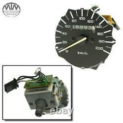 Laps Count, Honda Xrv750 Africa Twin Speedometer (rd07)