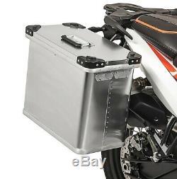 Lateral Aluminum Suitcase Honda Africa Twin Xrv 650/750 Bagtecs 34l