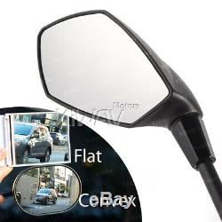 Led Flashing Mirrors Integrated Motorcycle Honda Africa Twin 750 XIV Vf 1000