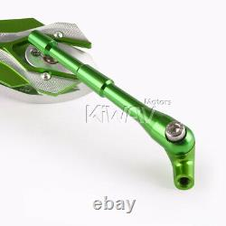 Magazi Mirror Model Viper Green For Honda Xrv 750 Africa Twin Vf 1000