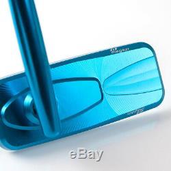 Modern Blue Mirrors Aluminum 10mm Honda Fourteenth 750 Africa Twin Vf 1000