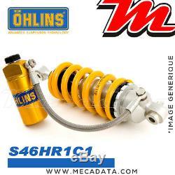 Ohlins Shock Absorber Honda Xrv 750 Africa Twin (1992) Ho 7748 Mk7 (s46hr1c1)