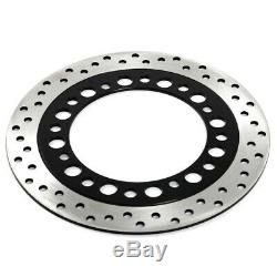 Pair 267mm Front Brake Discs For Honda Africa Twin Xrv750 Xrv 750 A 90+