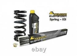 Progressive Springs For Fork And Honda Xrv750 Africa Twin Rd04/rd0