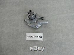 Pump Water Water Pump Honda Africa Twin Rd07 Rd04 Xrv750 Nine