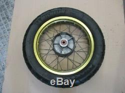 Rear Wheel For Honda Xrv 750 Africa Twin Rd04