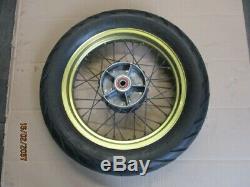 Rear Wheel For Honda Xrv 750 Africa Twin Rd07