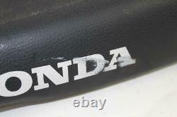 Saddle Honda Africa Twin Xrv 750 1996 2002 Rd07 A Seat Saddle Seat Asiento