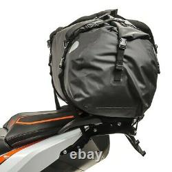 Set Riding Bags For Honda Africa Twin Xrv 750 / 650 Wr60 Rear