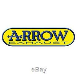 Silent Arrow 72604pd E. 4t Honda Xrv 750 Africa Twin 9092 Paris Dakar