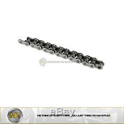 Xrv Honda Africa Twin 650 1988 1989 525 124 Chain Rdg No Color Steel