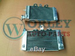 Aluminum Radiateur radiator for HONDA XRV650 AFRICA TWIN XRV 650