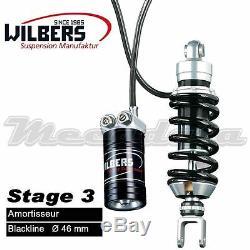 Amortisseur Wilbers Stage 3 Honda XRV 750 Africa Twin RD 04 Annee 90-92