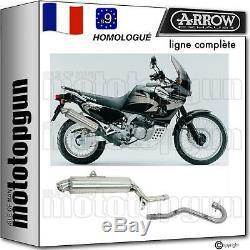 Arrow Ligne Complete Hom Nocat Paris Dacar Honda Xrv 750 Africa Twin 1998 98