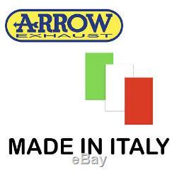 Arrow Pot D Echappement Approuve Paris Dacar Honda Xrv 750 Africa Twin 1993 93